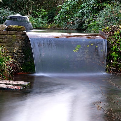 benefits of pond waterfall filters