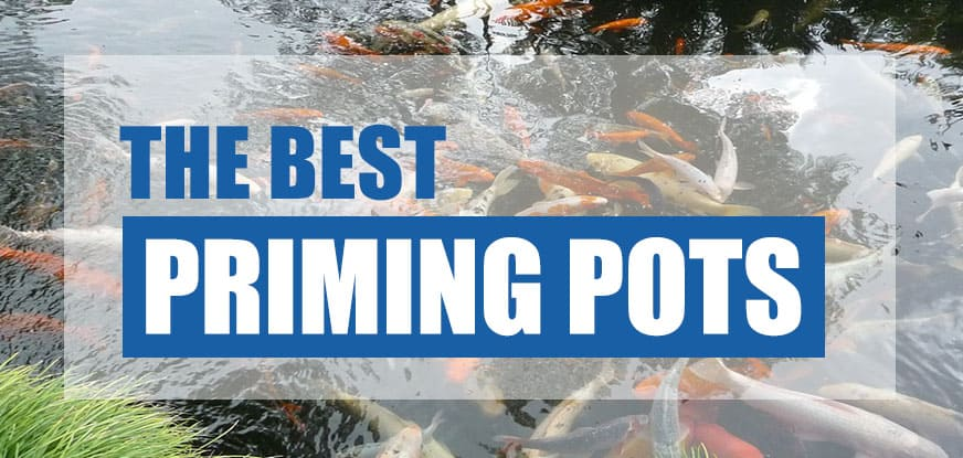 best priming pot