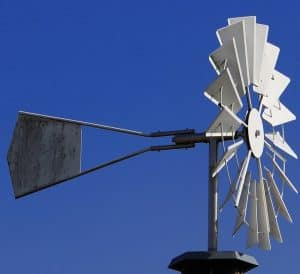 windmill height and blade length