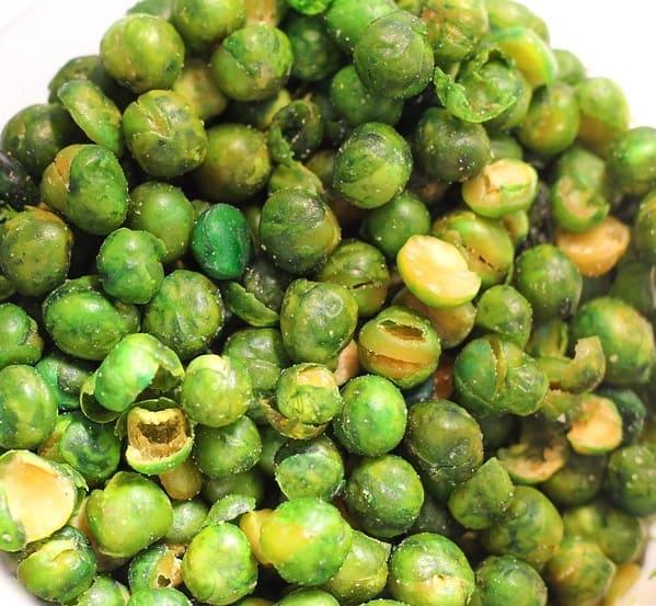 shelled peas homemade koi food recipes