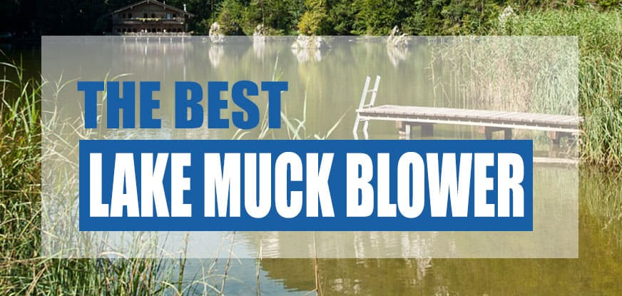 Best Lake Muck Blower Removal Machine