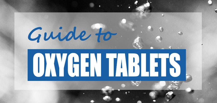 Oxygen Tablets for Fish Ponds