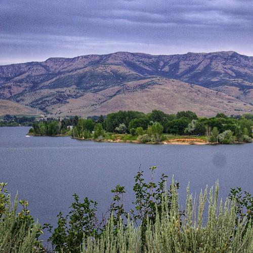 pineview reservoir in utah