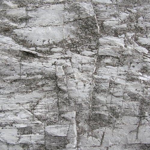 Close-up of dolomite rock